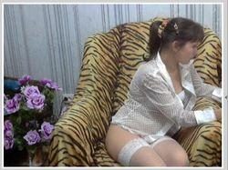 лишение девственности в видео чате